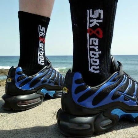 Ponožky Sk8erboy Crew černé