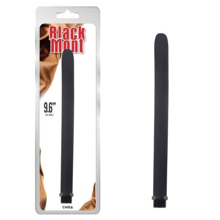Análna sprcha Black Mont 9.6″ čierna