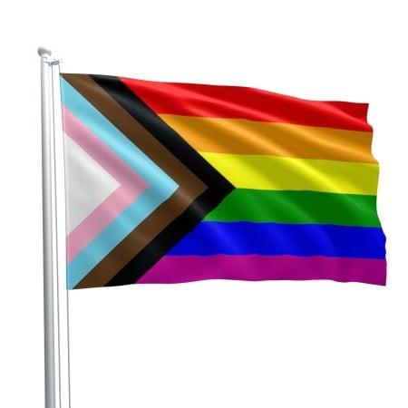 Progress Pride Flag