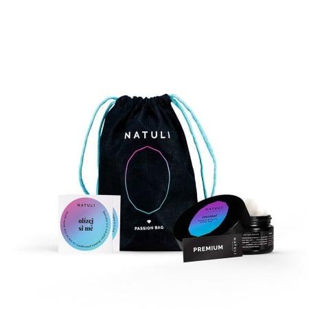 Lubrikační krém Natuli Premium Coconal Gift 50 ml