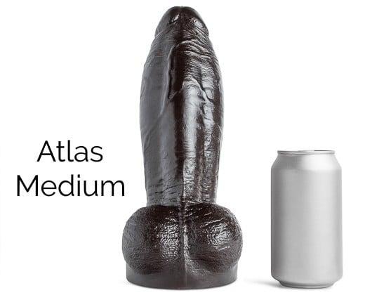 Dildo Hankey's Toys Atlas M