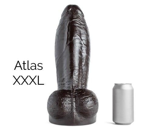 Dildo Hankey's Toys Atlas XXXL