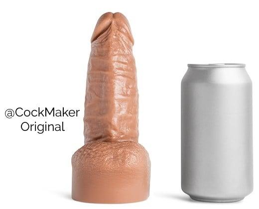 Dildo Hankey's Toys @Cockmaker Original