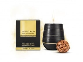 Vonná sviečka Magnetifico Aphrodisiac Tantra Magic