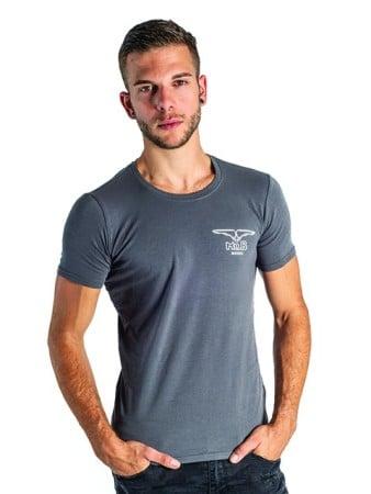 Mister B T-shirt Grey