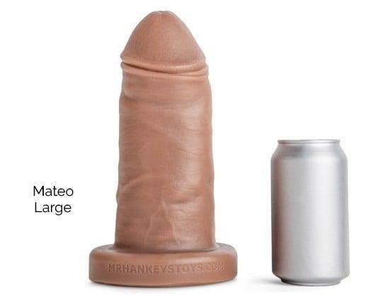 Hankey's Toys Mateo Dildo L