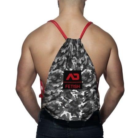 Vak na chrbát AD Fetish ADF90 Camo Backpack