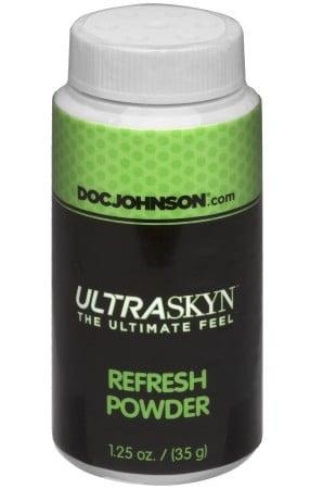 Ošetřující pudr Doc Johnson ULTRASKYN 35 g
