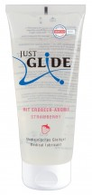 Just Glide Strawberry 200 ml