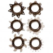 Tickler Cock Rings Set