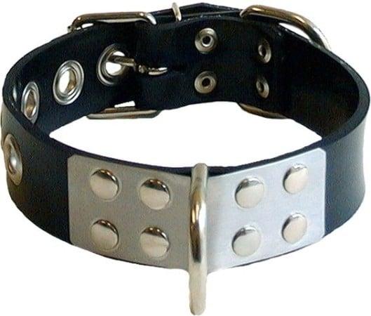 Mister B Rubber Slave Collar