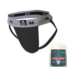 MM Original Edition Jockstrap Black