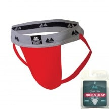 MM Original Edition Jockstrap Red