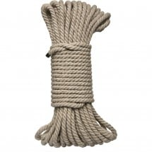 Doc Johnson Kink Hemp Bondage Rope 15.2 m