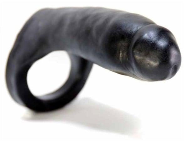 Návlek na penis Oxballs Penetrator Double Fucker