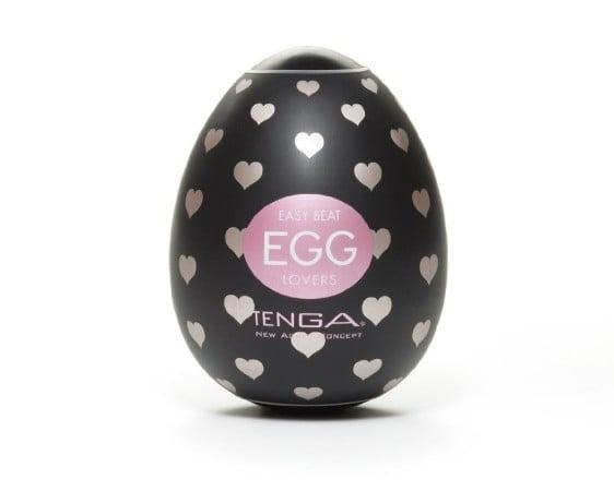 Masturbační vajíčko Tenga Egg Lovers