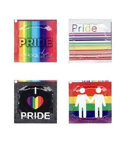 EXS Pride Condom 2 pcs
